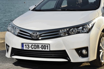 2013 Toyota Corolla - Europe version 52