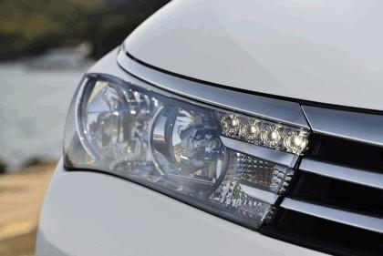 2013 Toyota Corolla - Europe version 53