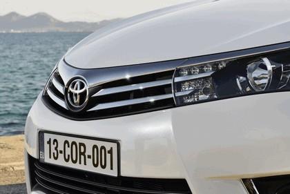 2013 Toyota Corolla - Europe version 54