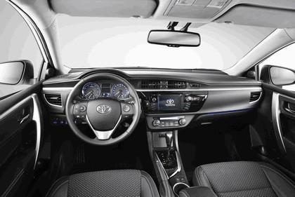 2013 Toyota Corolla - Europe version 58