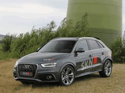 2013 Audi Q3 TFSI by SKN 1