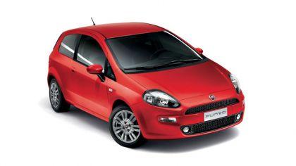 2013 Fiat Punto Street 1