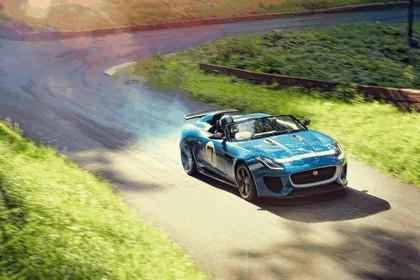 2013 Jaguar Project 7 2