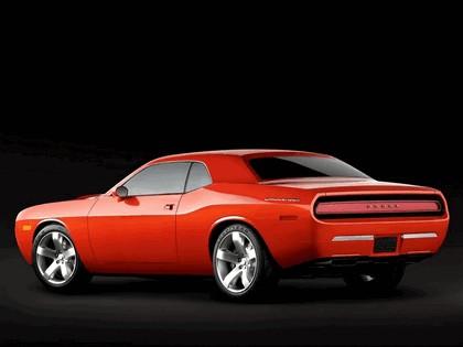 2007 Dodge Challenger RT concept 2