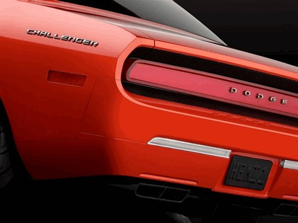 2007 Dodge Challenger RT concept 6