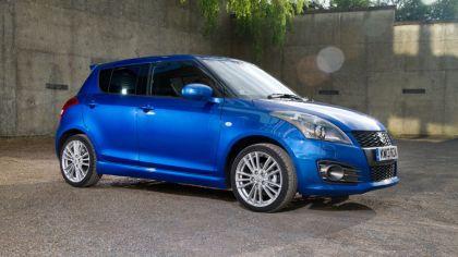 2013 Suzuki Swift Sport 5-door - UK version 5