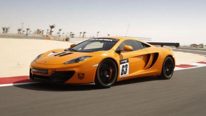 2013 McLaren 12C GT Sprint 8