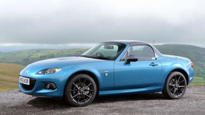 2013 Mazda MX-5 Sport Graphite - UK version 2