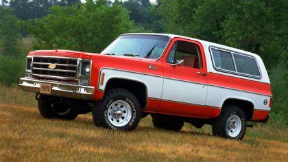 1978 Chevrolet Blazer K5 9