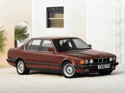 1986 BMW 735i ( E32 ) - UK version 1
