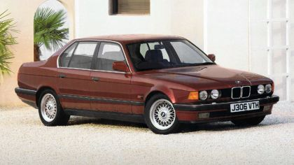 1986 BMW 735i ( E32 ) - UK version 6