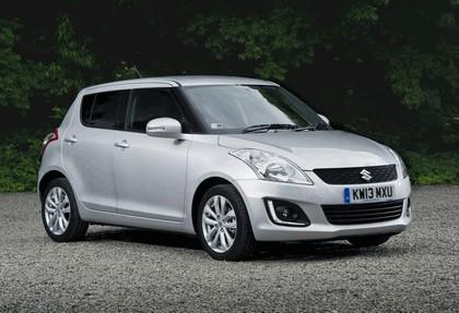 2013 Suzuki Swift 5-door - UK version 1