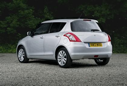 2013 Suzuki Swift 5-door - UK version 2