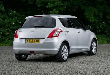 2013 Suzuki Swift 5-door - UK version 3