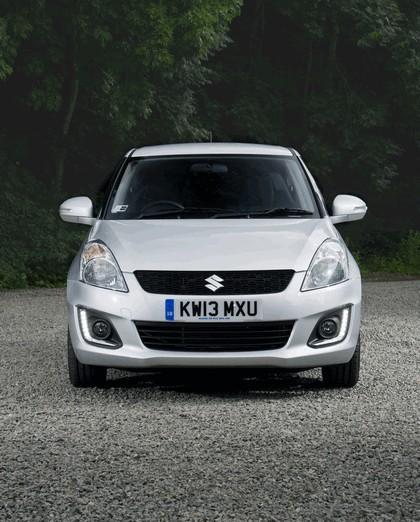2013 Suzuki Swift 5-door - UK version 4