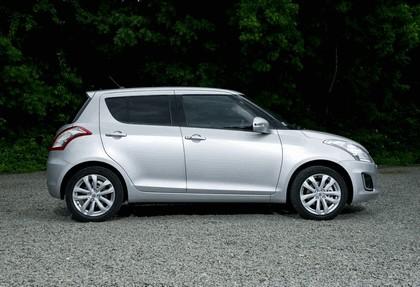 2013 Suzuki Swift 5-door - UK version 5