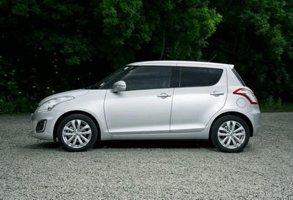 2013 Suzuki Swift 5-door - UK version 6