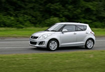 2013 Suzuki Swift 5-door - UK version 7
