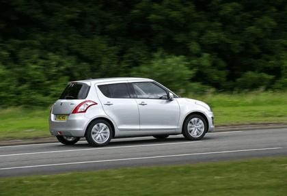 2013 Suzuki Swift 5-door - UK version 8