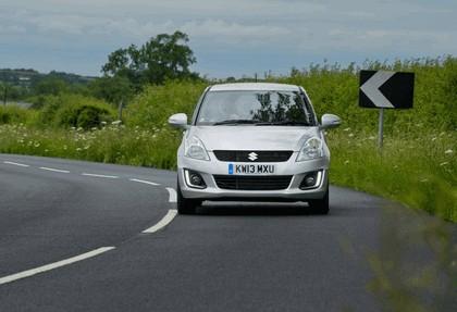 2013 Suzuki Swift 5-door - UK version 9