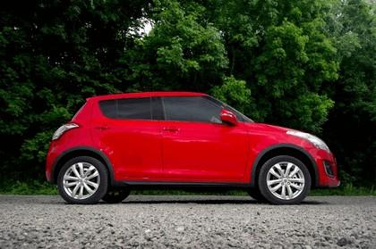 2013 Suzuki Swift 4x4 SZ4 - UK version 5
