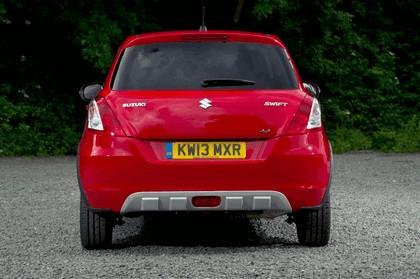 2013 Suzuki Swift 4x4 SZ4 - UK version 6
