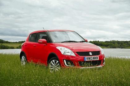 2013 Suzuki Swift 4x4 SZ4 - UK version 8