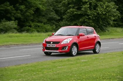 2013 Suzuki Swift 4x4 SZ4 - UK version 10