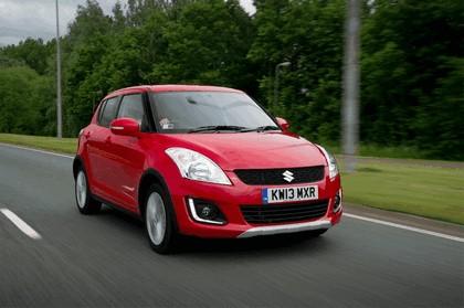 2013 Suzuki Swift 4x4 SZ4 - UK version 12
