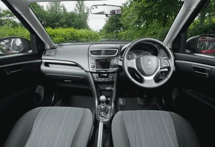 2013 Suzuki Swift 4x4 SZ4 - UK version 14