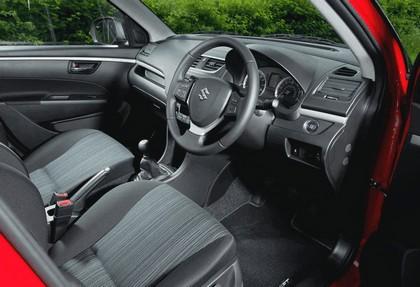 2013 Suzuki Swift 4x4 SZ4 - UK version 15