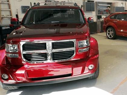 2007 Dodge Nitro RT 12