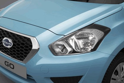 2013 Datsun Go 7