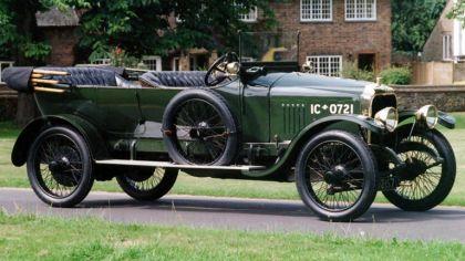 1918 Vauxhall D-Type Army Staff Car 5