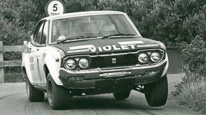 1979 Datsun Violet ( 160J ) rally car 8
