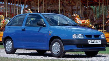 1993 Seat Ibiza 3-door - UK version 1