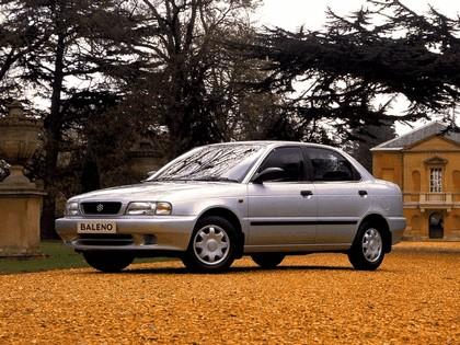 1995 Suzuki Baleno sedan 1