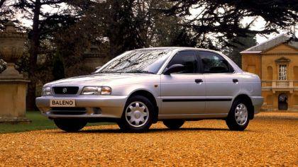 1995 Suzuki Baleno sedan 9
