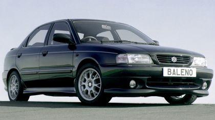 1995 Suzuki Baleno sedan - UK version 6