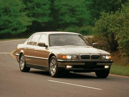 1998 BMW 7er ( E38 ) - USA version 1