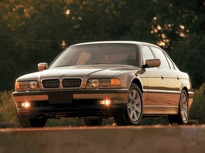 1998 BMW 7er ( E38 ) - USA version 3