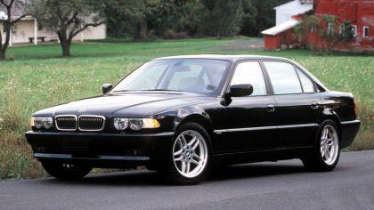 1998 BMW 7er ( E38 ) - USA version 2