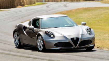 2013 Alfa Romeo 4C - Goodwood Festival of Speed 5