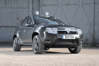 2013 Dacia Duster Black Edition - UK version 1