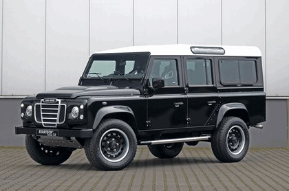 2013 Land Rover Defender Series 3.1 concept by Startech 1