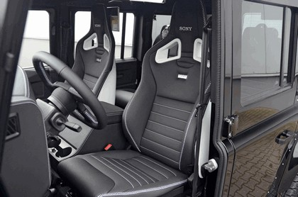 2013 Land Rover Defender Series 3.1 concept by Startech 11