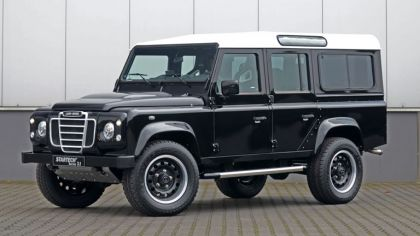 2013 Land Rover Defender Series 3.1 concept by Startech 5