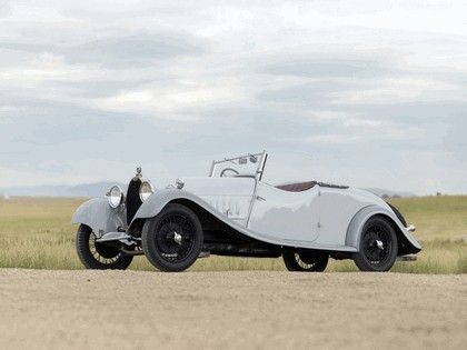 1928 Bugatti Type 44 cabriolet - UK version 1