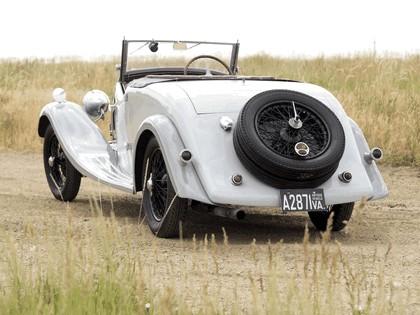 1928 Bugatti Type 44 cabriolet - UK version 7