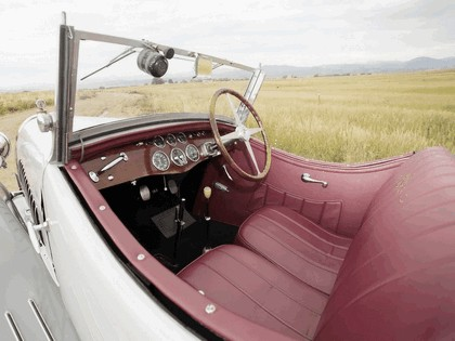 1928 Bugatti Type 44 cabriolet - UK version 10